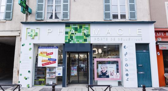 Pharmacie Porte de Belleville