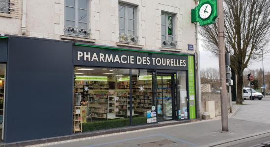 Pharmacie des Tourelles