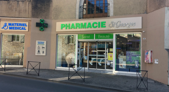 Pharmacie Saint Georges