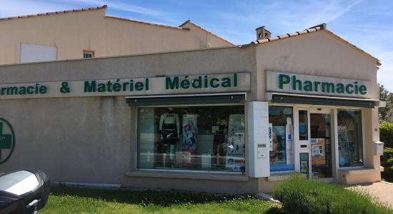 Pharmacie des CostIères