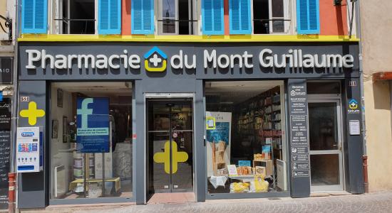 Pharmacie du Mont Guillaume