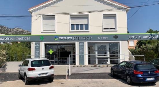 Pharmacie du Faron